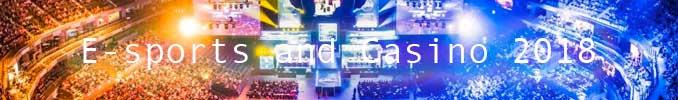 esport casino 2018 uk